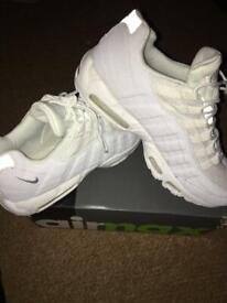 63c414b186 SIZE 8 or 10 or 11 BRAND NEW NIKE AIRMAX 95 110 AIR MAX BOXED TRAINERS