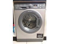 HOTPOINT Aquarius WM Washing Machine - Graphite