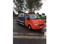 Recovery services/collection/delivery