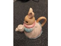 Easter Bunny Teapot