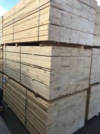Spruce scaffold boards >> 2.4m << new