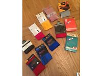 Assorted brand new coloured tights