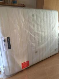 Silentnight Comfort Miracoil Memory Mattress used King Size £150