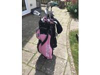 Wilson ladies golf clubs