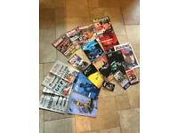Formula 1 Memorabilia - (Includes 5 Programme Packs) - See Listing & All Photos