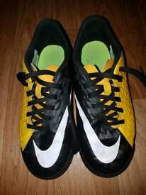 Nike football trainers size 3