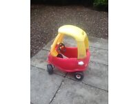 Little Tykes Cose Coupe