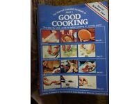Cookery Magazines by Marshall Cavendish