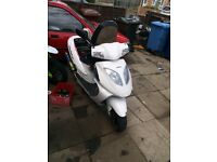 Swap for pitbike or iPhone 6 on 02 Lexmoto 125 scooter cheap mot Sep