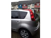 Nissan Note, Automatic, Petrol (1.5)for sale