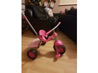 2 in 1 smart trike vertually brand new