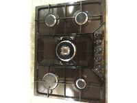 Gas 5 burner Hob (belling appliance ghu570br)