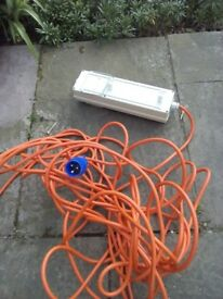 camping electric hook up rcd