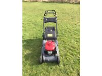 Honda Lawnmower for sale due to new vocation