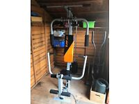 Multi-Gym 'V-fit' Barely used