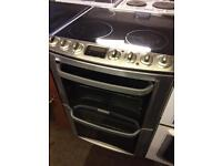 60CM ELECTROLUX INSIGHT FAN ASSISTED DOUBLE OVEN ELECTRIC COOKER102