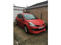 2008 Registered Renault Clio Dynamique 1.2 Turbo