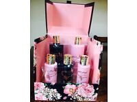 Baylis & Harding Boudoire large gift set pink orchid collection. Unopened and original packaging