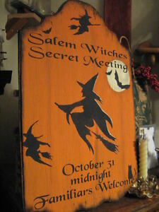 Primitive-Halloween-Sign-Salem-Witches-Secret-Meeting