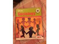 OCR Sociology AS