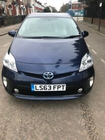 **TOYOTA PRIUS 2014**LOW MILEAGE**UK MODEL**ONLY 11500 ono