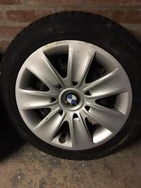 BMW Winter Wheels