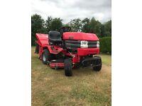 Westwood t1600 ride on lawnmower