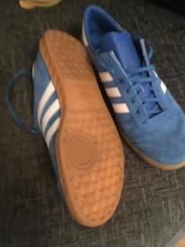 Adidas Hamburg's size 10.5