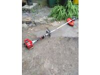 Sanli petrol strimmer / brush cutter