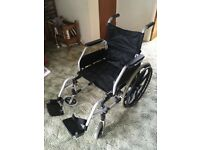 Wheelchair looks new only used a few times