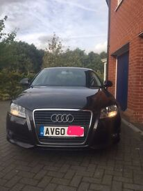 AUDI A3 2.0 TDI (START/STOP) ***AUDI APPROVED*** Full service history , Cam belt recently changed.