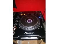 pioneer cdj 1000mk2 plus memory cards and i will throw in a free mixer 2 channel