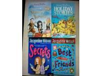 Children's books inc Jacqueline Wilson