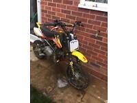 120 stomp pit bike