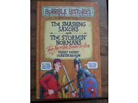 Horrible Histories - The Smashing Saxons and The Stormin Normans