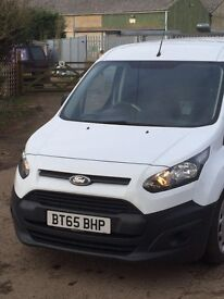 Ford transit connect 2015 on 65