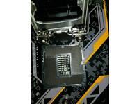 Asus z370 tuf plus gaming motherboard