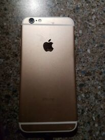 Iphone 6 Gold 16gb o2