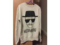 Heisenberg Breaking Bad Sweater