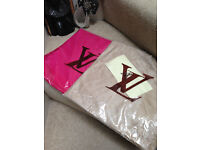 Louis Vuitton Scarf variety colours