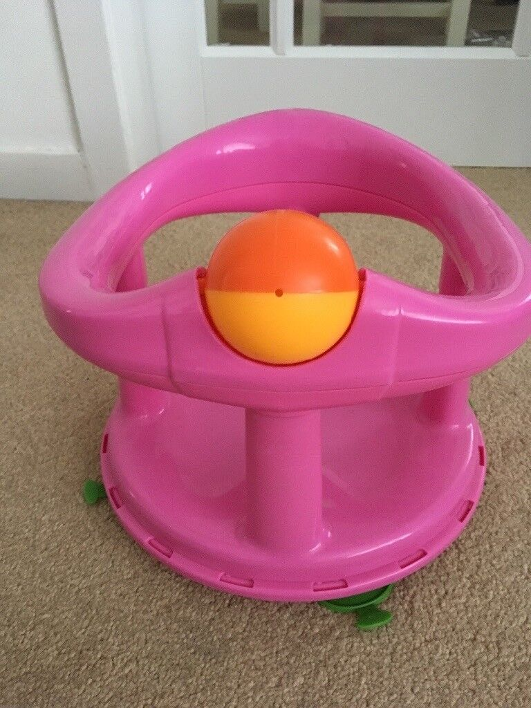 Pink Baby Bath Seat | in Stonehaven, Aberdeenshire | Gumtree