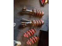 Eibach lowering springs Astra h