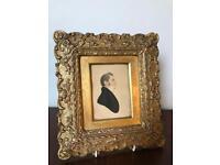 Regency Portrait of Gentleman