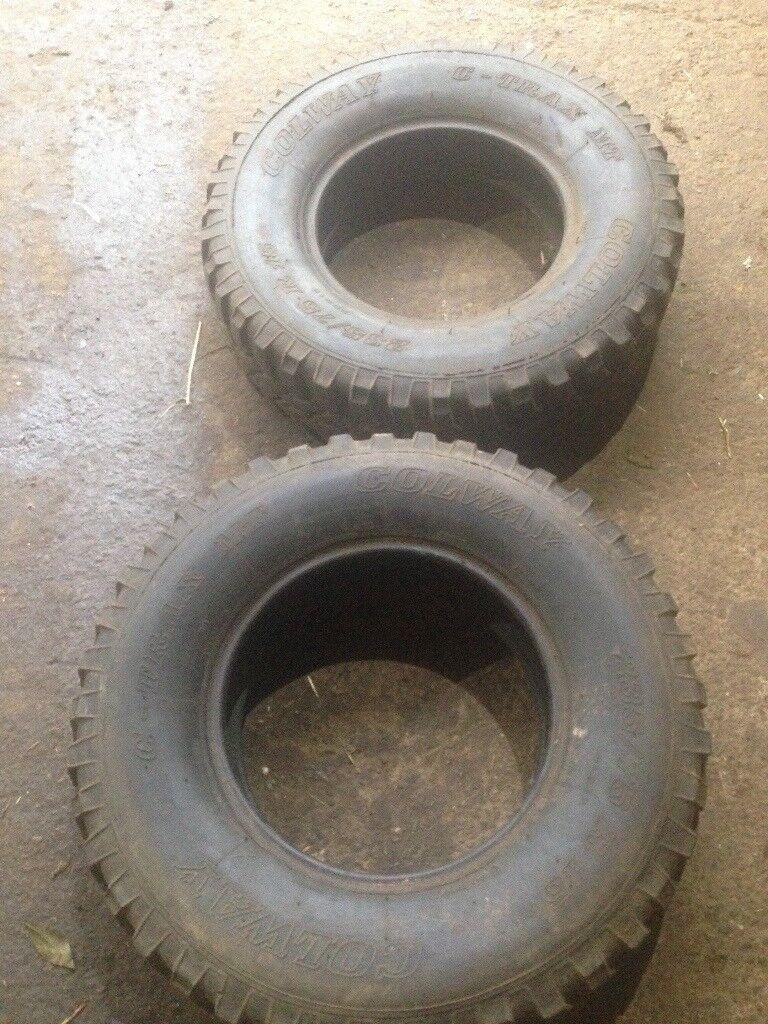 Land Rover Part Worn Tyres