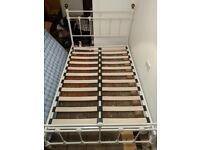 Double bed for sale £60.00 ono - need quick sale - collection only - includes mattress