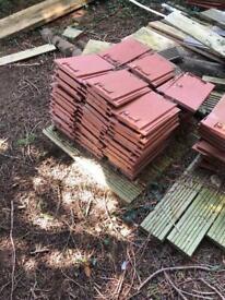 Sandtoft 20/20 roof tiles.