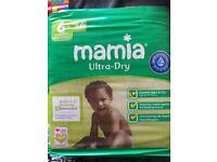 Aldi mamia nappies size 6+