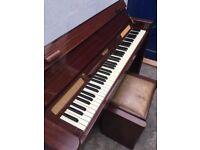 Eavestaff Mini Piano Supplied by Murdoch of Oxford Street