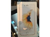 iPhone 6s 32g rose gold