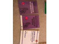 Full set of new GCSE English Language 1-9 revision and workbook for Year 10/11